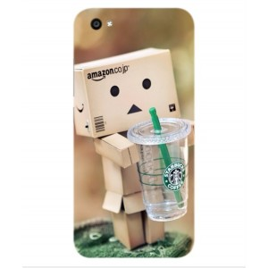 Coque De Protection Amazon Starbucks Pour Vivo X9s