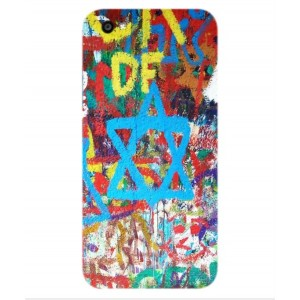 Coque De Protection Graffiti Tel-Aviv Pour Vivo X9s