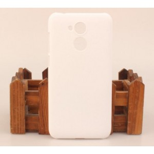 Coque De Protection Rigide Blanc Pour Huawei Honor 6A