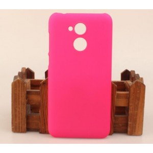Coque De Protection Rigide Rose Pour Huawei Honor 6A