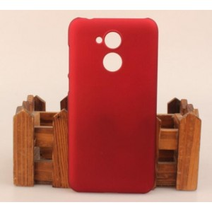 Coque De Protection Rigide Rouge Pour Huawei Honor 6A
