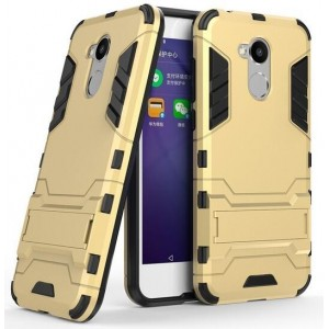 Protection Antichoc Type Otterbox Or Pour Huawei Honor 6A