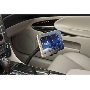 Support Voiture Flexible Pour ZTE Grand X View 2
