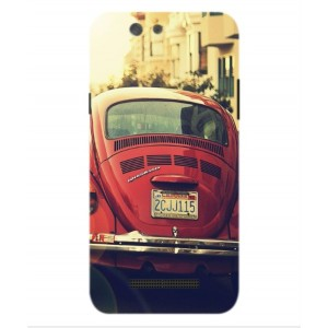 Coque De Protection Voiture Beetle Vintage Wileyfox Spark