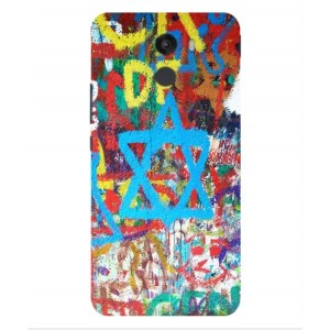 Coque De Protection Graffiti Tel-Aviv Pour Wileyfox Swift 2