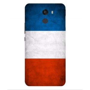 Coque De Protection Drapeau De La France Pour Wileyfox Swift 2 Plus