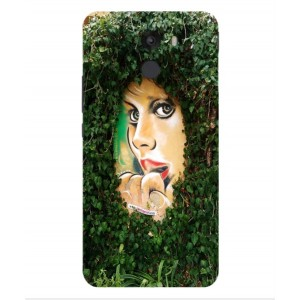Coque De Protection Art De Rue Pour Wileyfox Swift 2 Plus