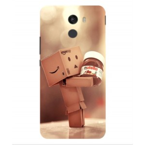 Coque De Protection Amazon Nutella Pour Wileyfox Swift 2 X