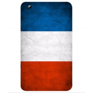 Coque De Protection Drapeau De La France Pour ZTE Grand X View 2