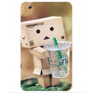 Coque De Protection Amazon Starbucks Pour ZTE Grand X View 2