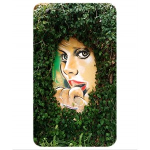 Coque De Protection Art De Rue Pour ZTE Grand X View 2