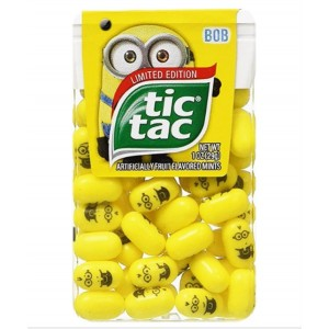 Coque De Protection Tic Tac Bob ZTE Grand X View 2