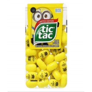 Coque De Protection Tic Tac Bob LG Q6