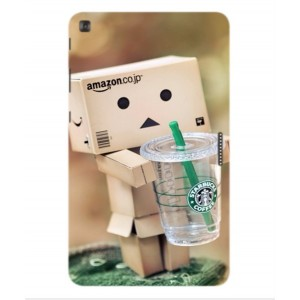 Coque De Protection Amazon Starbucks Pour LG G Pad IV 8.0 FHD