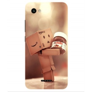 Coque De Protection Amazon Nutella Pour ZTE Blade A601