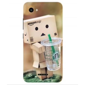 Coque De Protection Amazon Starbucks Pour ZTE Blade A601