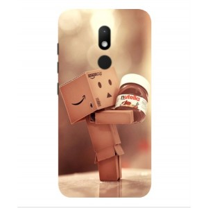 Coque De Protection Amazon Nutella Pour Wiko Wim Lite