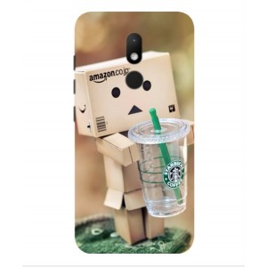 Coque De Protection Amazon Starbucks Pour Wiko Wim Lite