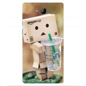 Coque De Protection Amazon Starbucks Pour SFR Editions Starnaute 3