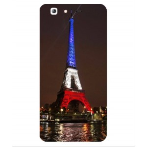 Coque De Protection Tour Eiffel Couleurs France Pour Altice Staractive 2