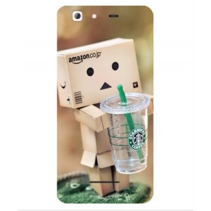 Coque De Protection Amazon Starbucks Pour Altice Staractive 2