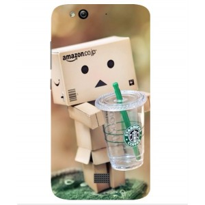 Coque De Protection Amazon Starbucks Pour Altice Starnaute 4