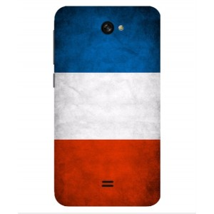 Coque De Protection Drapeau De La France Pour Altice Starshine 5