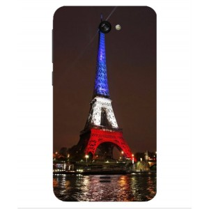 Coque De Protection Tour Eiffel Couleurs France Pour Altice Starshine 5