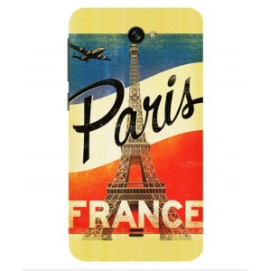 Coque De Protection Paris Vintage Pour Altice Starshine 5
