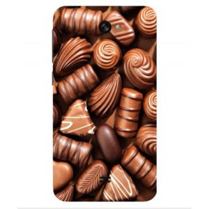 Coque De Protection Chocolat Pour Altice Starshine 5