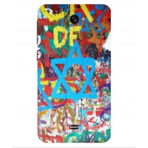 Coque De Protection Graffiti Tel-Aviv Pour Altice Starshine 5