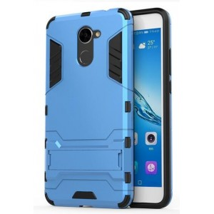 Protection Antichoc Type Otterbox Bleu Pour Huawei Y7 Prime