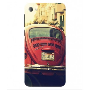 Coque De Protection Voiture Beetle Vintage Alcatel Pulsemix