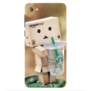 Coque De Protection Amazon Starbucks Pour Alcatel Pulsemix