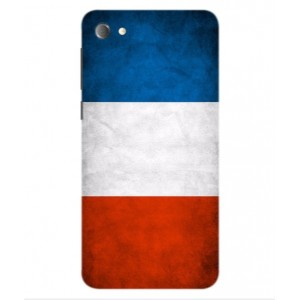 Coque De Protection Drapeau De La France Pour Alcatel Pulsemix