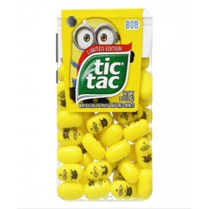 Coque De Protection Tic Tac Bob Alcatel Pulsemix