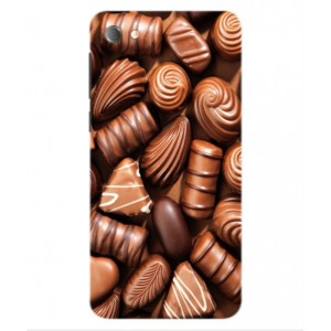 Coque De Protection Chocolat Pour Alcatel Pulsemix