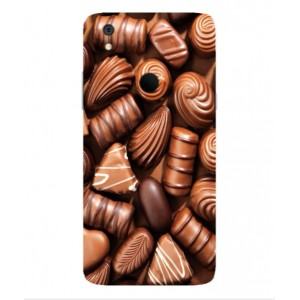 Coque De Protection Chocolat Pour Alcatel Idol 5s