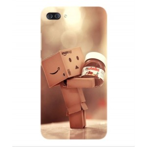 Coque De Protection Amazon Nutella Pour Asus Zenfone 4 Max ZC520KL