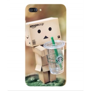Coque De Protection Amazon Starbucks Pour Asus Zenfone 4 Max ZC520KL