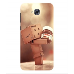 Coque De Protection Amazon Nutella Pour Asus Zenfone 4 Selfie Pro ZD552KL