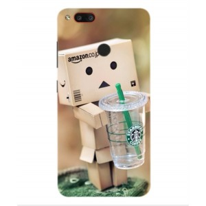 Coque De Protection Amazon Starbucks Pour Archos Diamond Gamma
