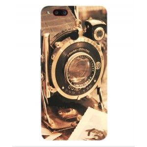 Coque De Protection Appareil Photo Vintage Pour Archos Diamond Gamma