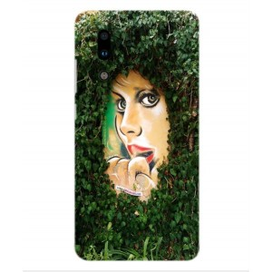 Coque De Protection Art De Rue Pour Sharp Aquos S2