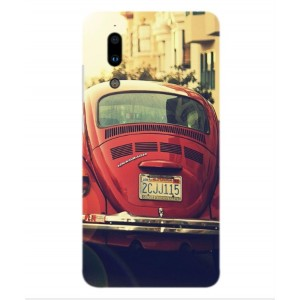 Coque De Protection Voiture Beetle Vintage Sharp Aquos S2