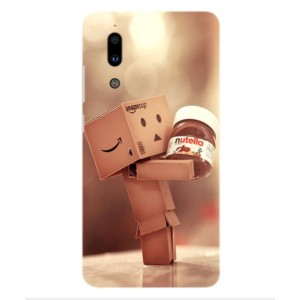 Coque De Protection Amazon Nutella Pour Sharp Aquos S2