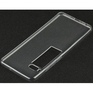 Coque De Protection En Silicone Transparent Pour Meizu Pro 7