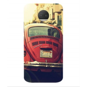Coque De Protection Voiture Beetle Vintage Motorola Moto G5S Plus