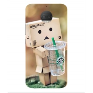 Coque De Protection Amazon Starbucks Pour Motorola Moto G5S Plus