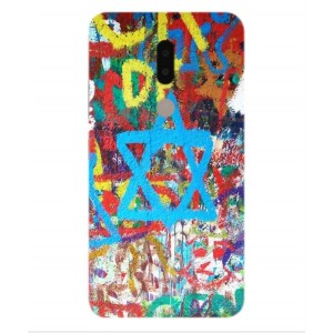 Coque De Protection Graffiti Tel-Aviv Pour Alcatel A7 XL